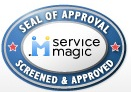 Seal of Approval Showing we are screened and approved